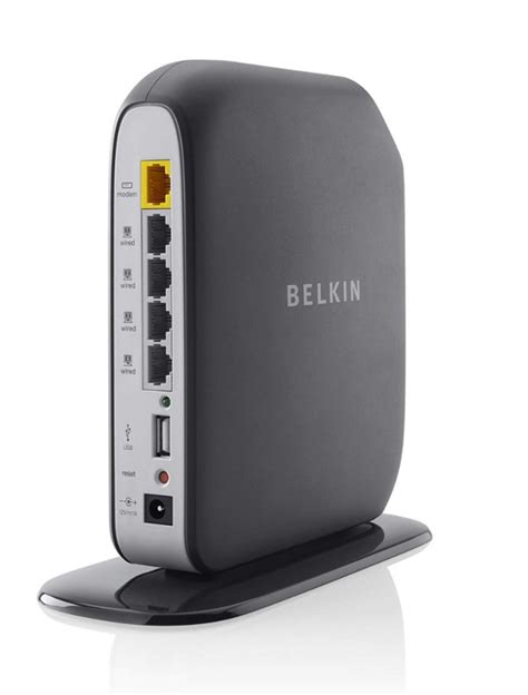 Belin Set 1 belkin n300 wireless n router