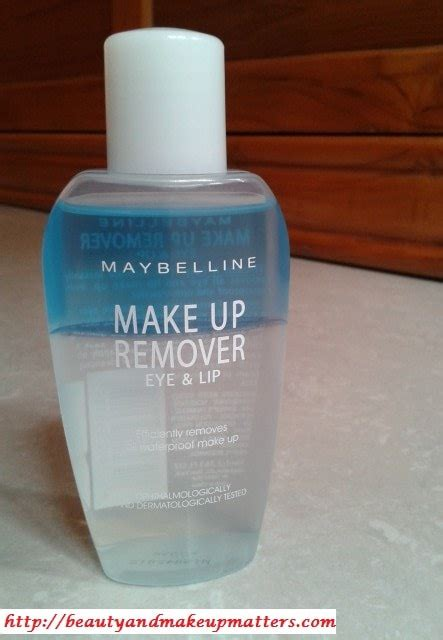 Maybelline Eye And Lip Makeup Remover maybelline bi phase eye and lip make up remover review swatches fashion lifestyle
