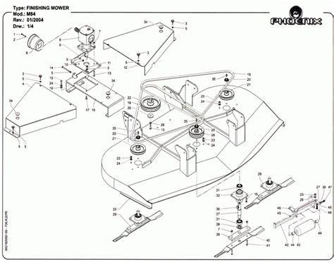 woods finish mower belt diagram woods mower parts diagrams woods rotary mower manual