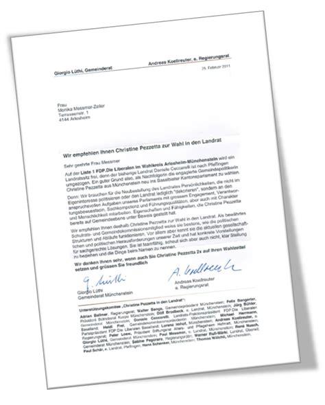 Brief Schweiz Wie Lange Fdp Spitze Bek 228 Mpft Kandidaten Aus Den Eigenen Reihen