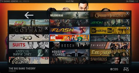 kodi display new episodes how to merge kodi streaming add ons into the video library