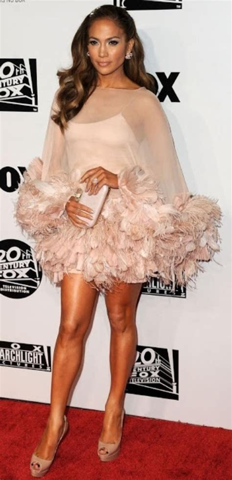 Jlos Armload Of Bangles Are So Sexyso She Wears Em A Lot by Fantastically Feathered Style