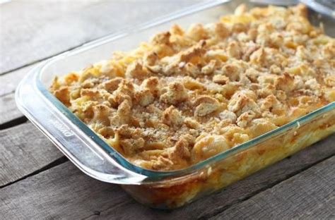 comfort food mac and cheese foodista comfort food horseradish cheddar mac and cheese