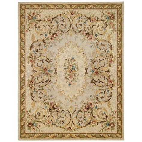 10 By 14 Area Rugs Capel Beige 10 Ft X 14 Ft Area Rug