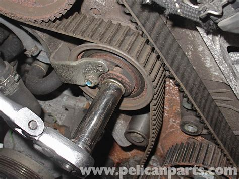 Audi A4 1 8t Volkswagen Timing Belt Replacement Golf
