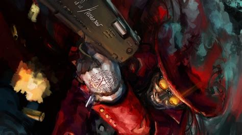 hellsing alucard wallpaper 1920x1080 guns hellsing alucard wallpaper allwallpaper in 6199