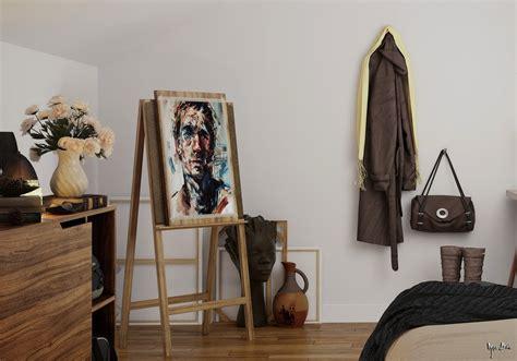 Artists easel   Interior Design Ideas.