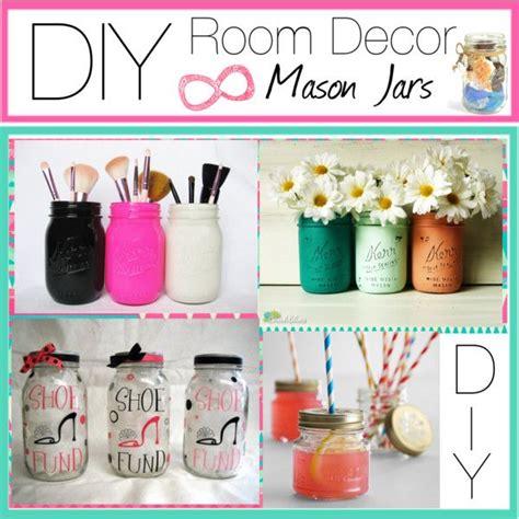 Room Decor Jars 41 best images about diy on college
