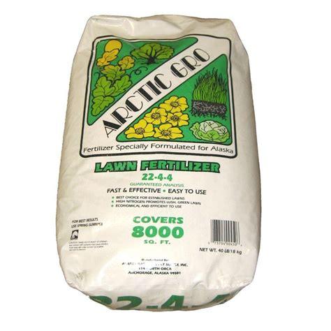 40 lb lawn fertilizer 22 4 4 46305690 the home depot