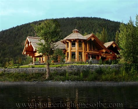 Lake Cabin Floor Plans Log Post And Beam Homes Picture Gallery Bc Canada