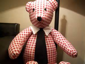 Remembrance Teddy Bears Memory Bear Pattern Free Search Results Calendar 2015