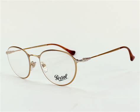 brille gold gestell persol brille po 2426 v 1054 gold visionet
