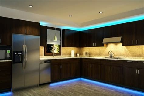 kitchen led lighting ideas 15 adorable led lighting ideas for the interior design