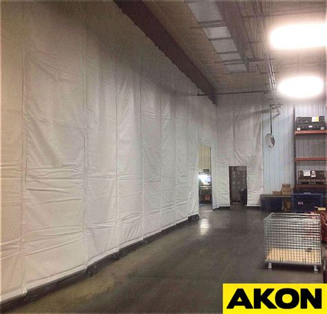 insulated thermal curtains insulated warehouse curtains akon curtain and dividers