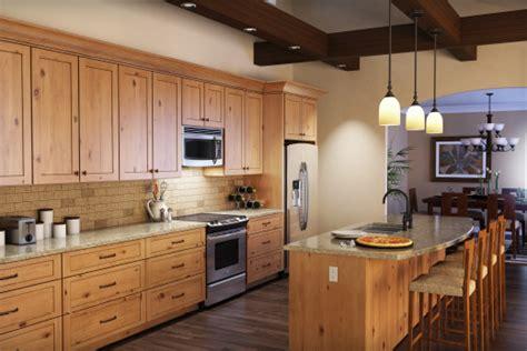 Rustic Alder Kitchen Cabinets by Alder Wood Consider Natural Sophistication Echelon Cabinets