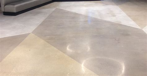 Polished Floors at AT&T Center   The Concrete Network