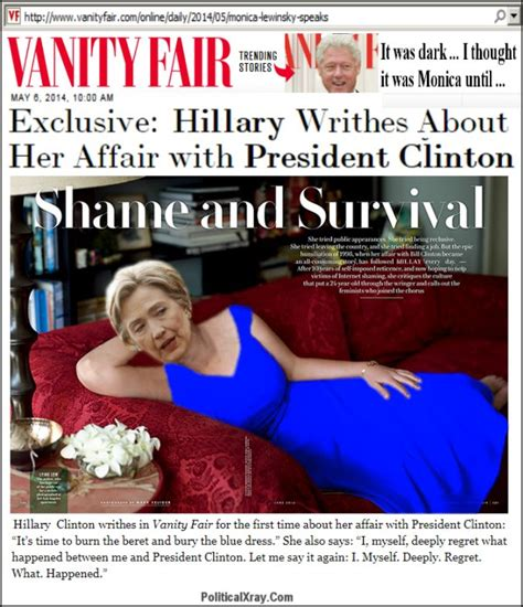 vanity fair victimization distraction from