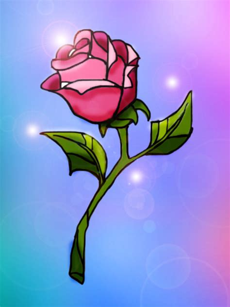 enchanted roses enchanted rose by gwen1990 on deviantart