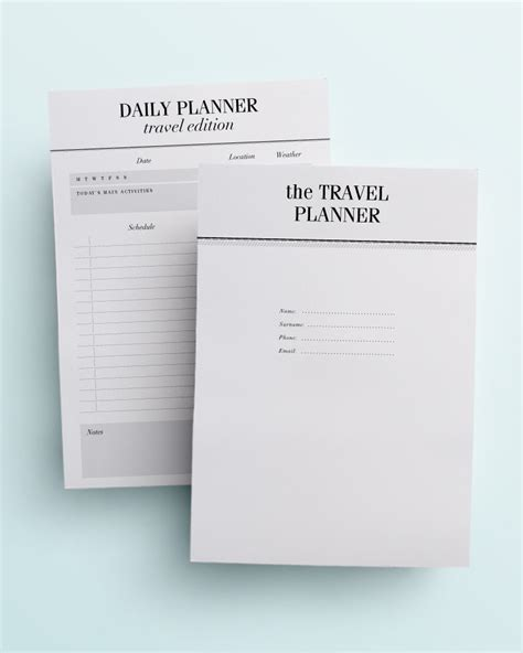 printable travel planner pages travel planner printable pack crossbow printables