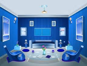 Blue Living Room Clip Blue Interior Design Living Room Color Scheme