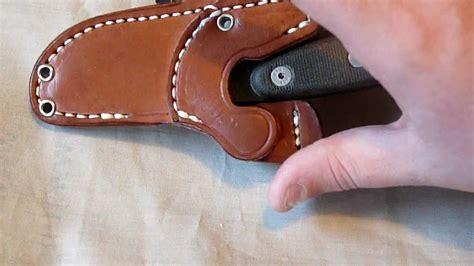 esee izula 2 leather sheath ksf leather izula sheath