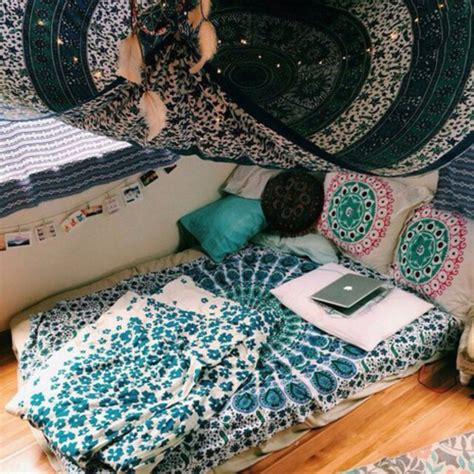 boho indie bedroom home accessory hippie lifestyle style indie boho indie fashion tapestry