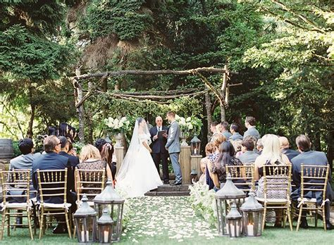 9 small wedding ideas to try mydomaine