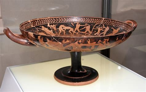 vasi etruschi buccheri foto etruschi i nuovi reperti museo di ferrara 3 di