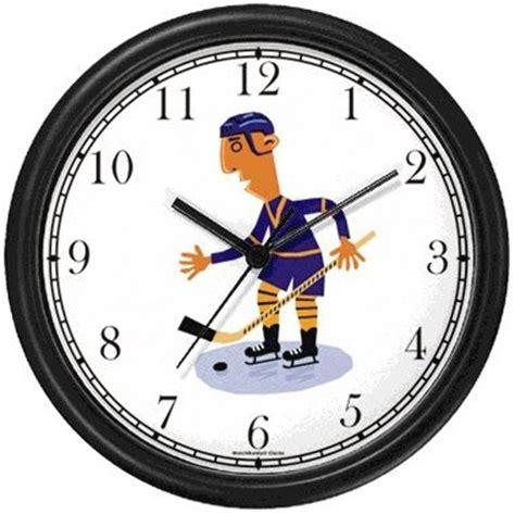 cartoons clock themes cartoon hockey skates hockey skates black or white