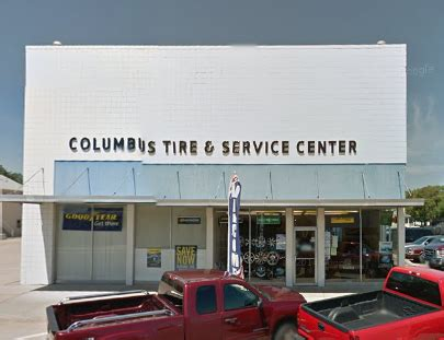 contact columbus tire service center tires  auto repair shop  columbus ne