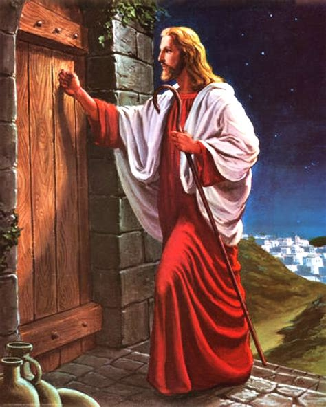 Jesus Knocking At The Door Meaning by Poetry And Thoughts