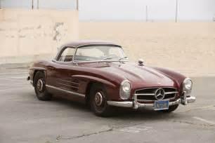 1960 Mercedes 300sl 1960 Mercedes 300sl Photo Gallery Autoblog