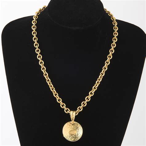 1994 vintage chanel necklace vintage prestige