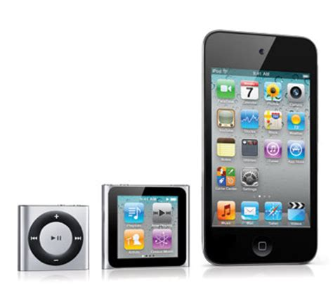 phone to mac formerly pod to mac ipod ipad iphone music apple s latest ipods what you need to know macworld