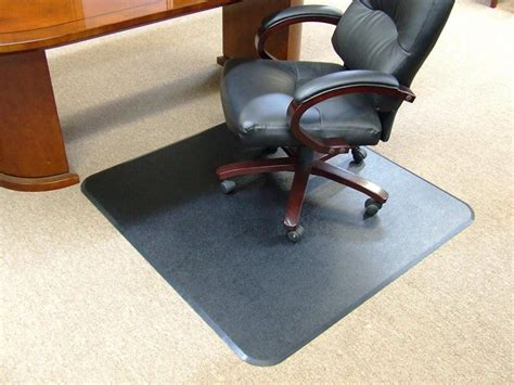 chair rug office chair plastic carpet protector new furniture