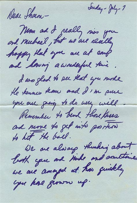 in praise of the handwritten letter empty house mind