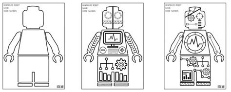 lego robot coloring page minifigure robot coloring pages free printable coloring sheets