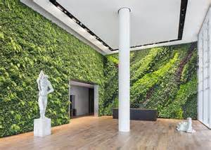 Living Wall Indoor Habitat Horticulture Completes Largest Indoor Living Wall