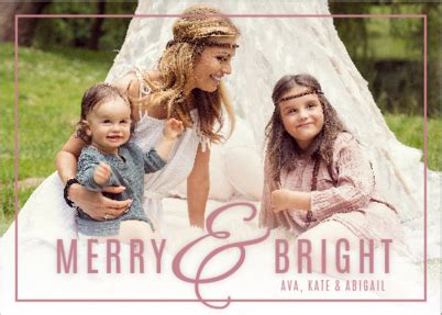 holiday photo cards amp advocate marketing  print