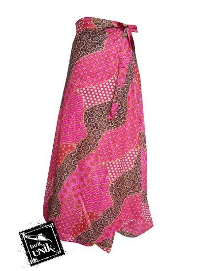 Set Kabaya Batik Rok Batik Rok Lilit Atasan Wanita Bawahan Wanita rok batik lilit panjang motif sekar langit bawahan rok murah batikunik