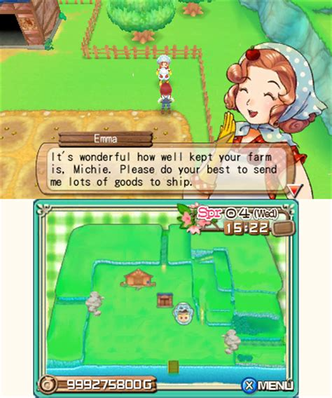 Harvest Moon A New Beginning Fishing Shed by Harvest Moon 3d A New Beginning E3 2012 Preview Gamernode