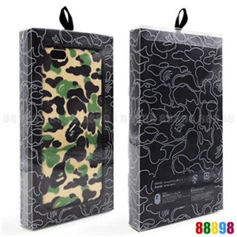 Iphone 7 Plus Bape Pattern Bathing Ape Hardcase 1 a bathing ape bape abc camo for iphone 6 iphone 6 plus