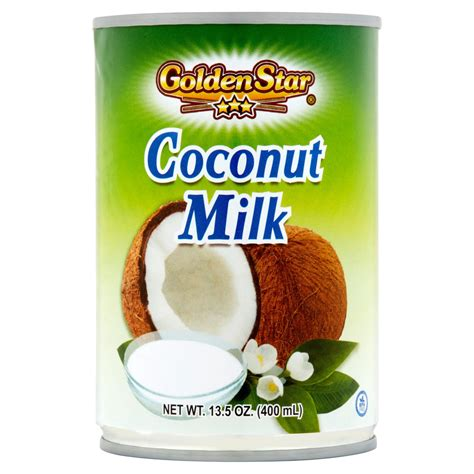 Coconut Milk Shelf by Golden Coconut Milk 13 5 Oz Pack Of 12 Jet