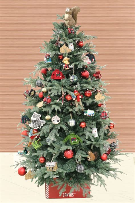 canadian tire christmas tree diy decor idea canada diy fashion lifestyle toronto hamilton