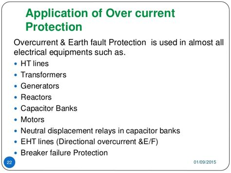 capacitor bank overcurrent protection basics of overcurrent protection