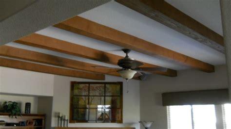 artificial ceiling beams faux oak beams make a ceiling faux wood workshop