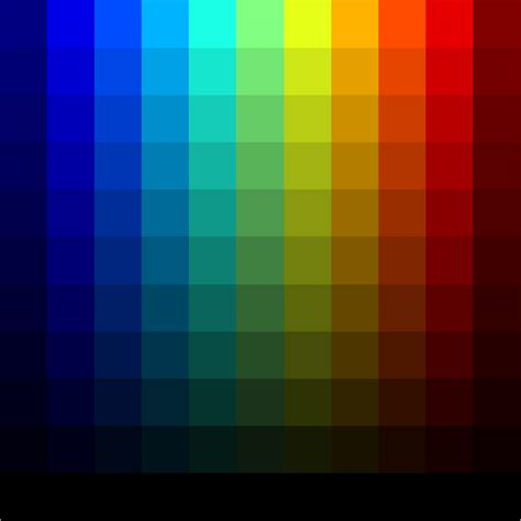 Shades Of Color | color shades file exchange matlab central