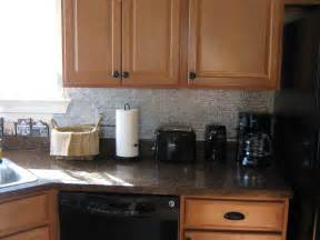 Tin Tiles For Backsplash In Kitchen by It Frugal Punched Tin Backsplash