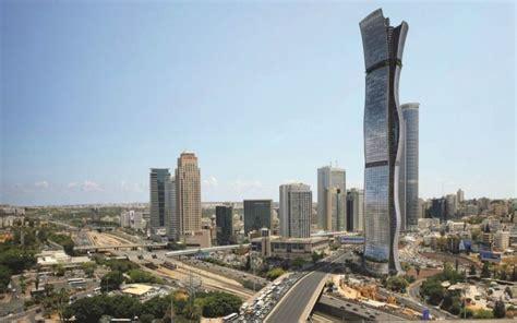tel aviv future skyline tel aviv to get israel s first 100 floor skyscraper the