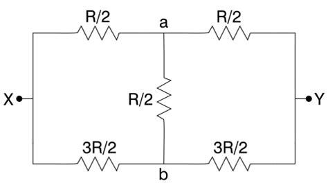resistors diagonal circuit resistors diagonal circuit 28 images how do i deal with a diagonal circuit such as this